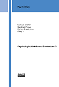 Psychologiedidaktik und Evaluation XI