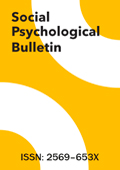 Social Psychological Bulletin (SPB)